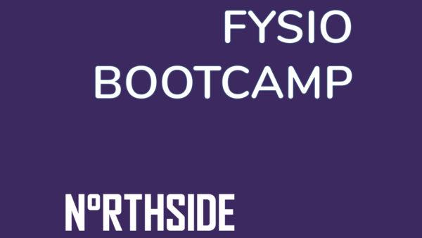 Fysio Bootcamp – North Side 2019